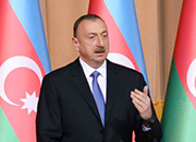 ILHAM ALIYEV President of the Republic of Azerbaijan